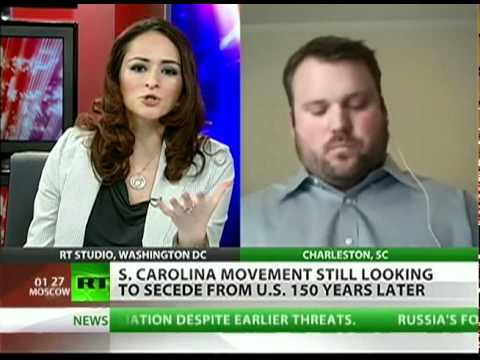 South Carolina group seeks secession