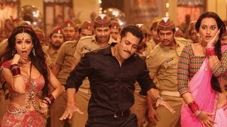 Dabangg 2 Pandey Jee Full Song Remix with Lyrics (Audio) | Salman Khan, Sonakshi Sinha
