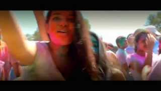 BIGGEST UNIVERSITY HOLI 2014 feat. Deejay Chet - The University of Texas