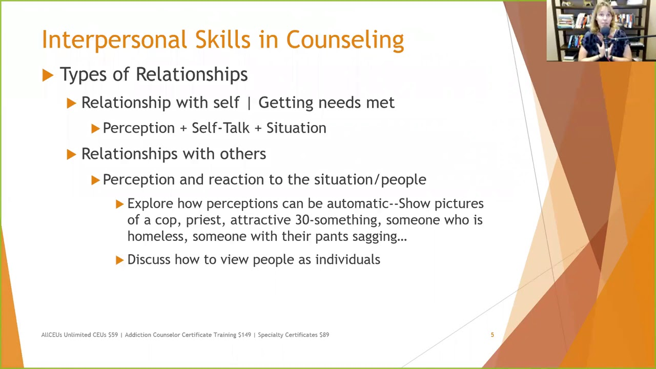 Group Activities For Developing Interpersonal Skills Counselor