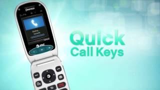 Pantech Breeze III - Easy to Use Phone!
