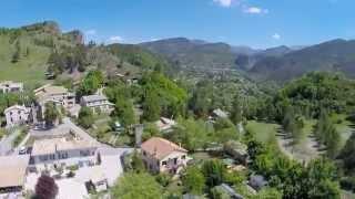 Camping Calme et Nature à Castellane (France)