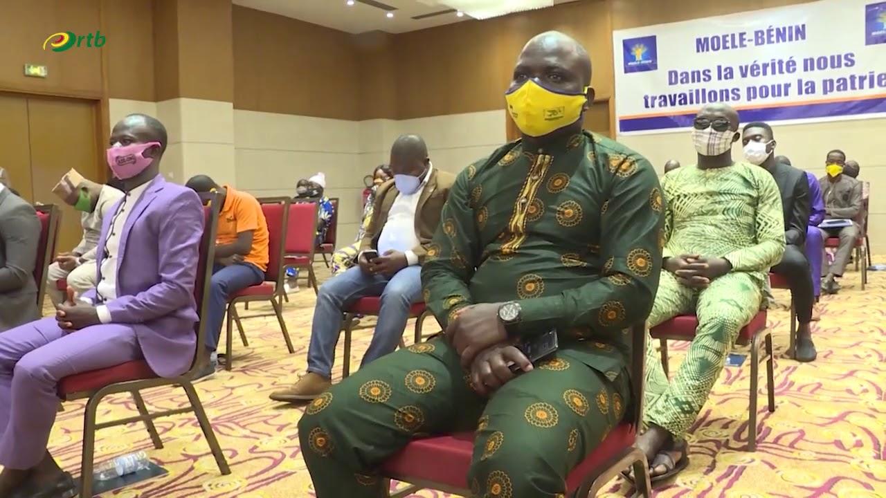 Présidentielle 2021 : Patrice Talon, candidat de Moele Bénin.