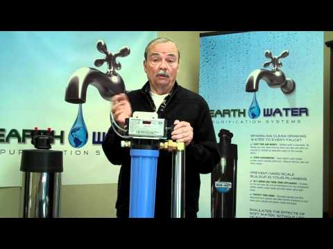 "Earth Water System's ""Elixir"" Water Purification"