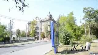 Прогулка по городу ХЕРСОНУ