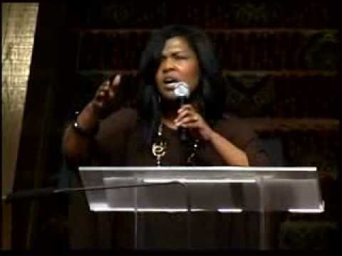 Sermon - CeCe Winans - 2/16/2014 - Christ Church Nashville