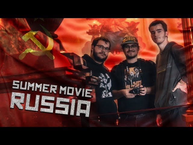 Summer Movie 5: AVENTURA en RUSIA 🇷🇺