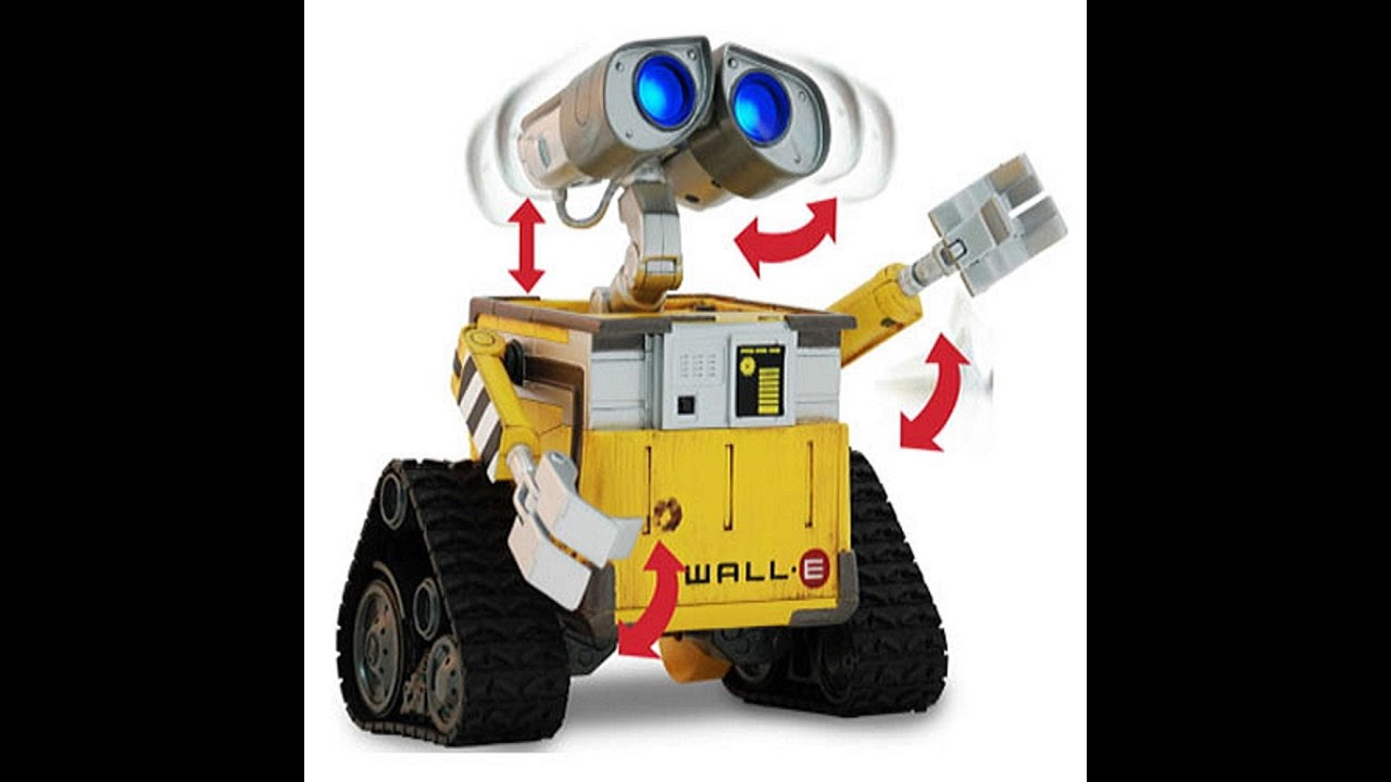 Kids Toys Action Figure: Disney Wall E Talking Action Figure, Toys For Kids