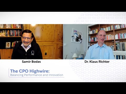 Webinar: Balancing Performance and Innovation in the CPO's Office