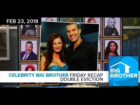 Celebrity Big Brother | Friday Double Recap Podcast with Brenchel