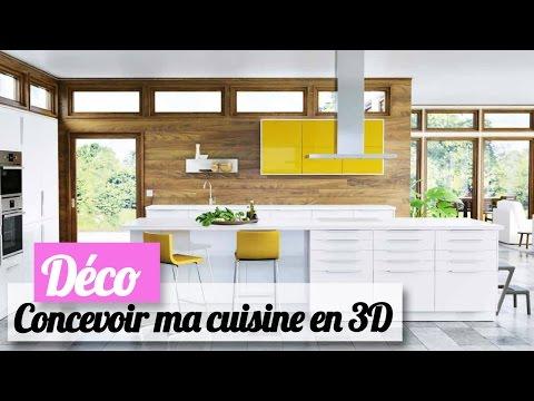 comment concevoir ma cuisine ikea en 3d