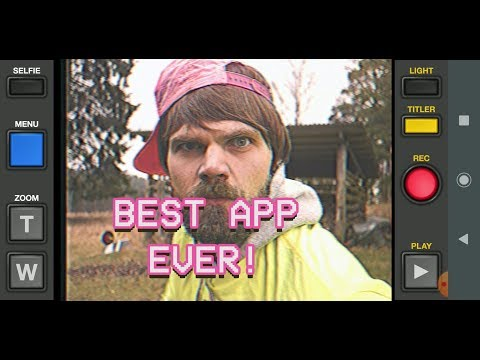 VHS Camcorder App Review