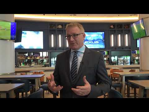 See Inside the new Sports Bar at The Star Gold Coast - 2018