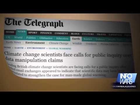 Global Warming Fraud Collapses Amidst Deception And Scandal