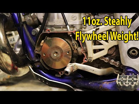 11oz-steahly-flywheel-weight-for-my-yz250!