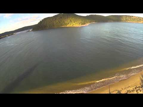 Ettalong Beach -  DJI Phantom with GoPro 3 Black