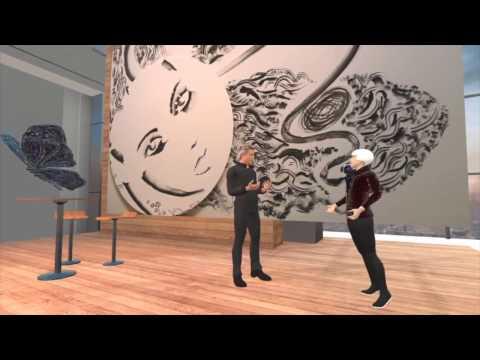 Virtual Viewpoints - Drue Kataoka & Philip Rosedale