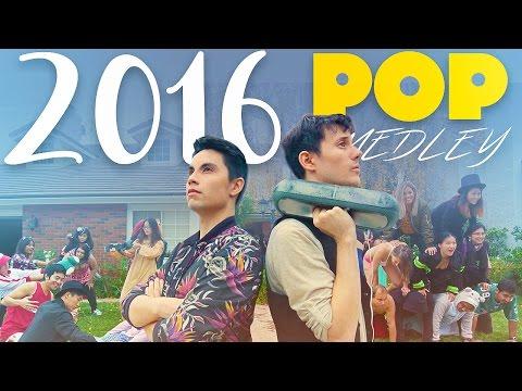 2016 POP MEDLEY/Epic Mannequin Challenge!! (Sam Tsui & KHS)