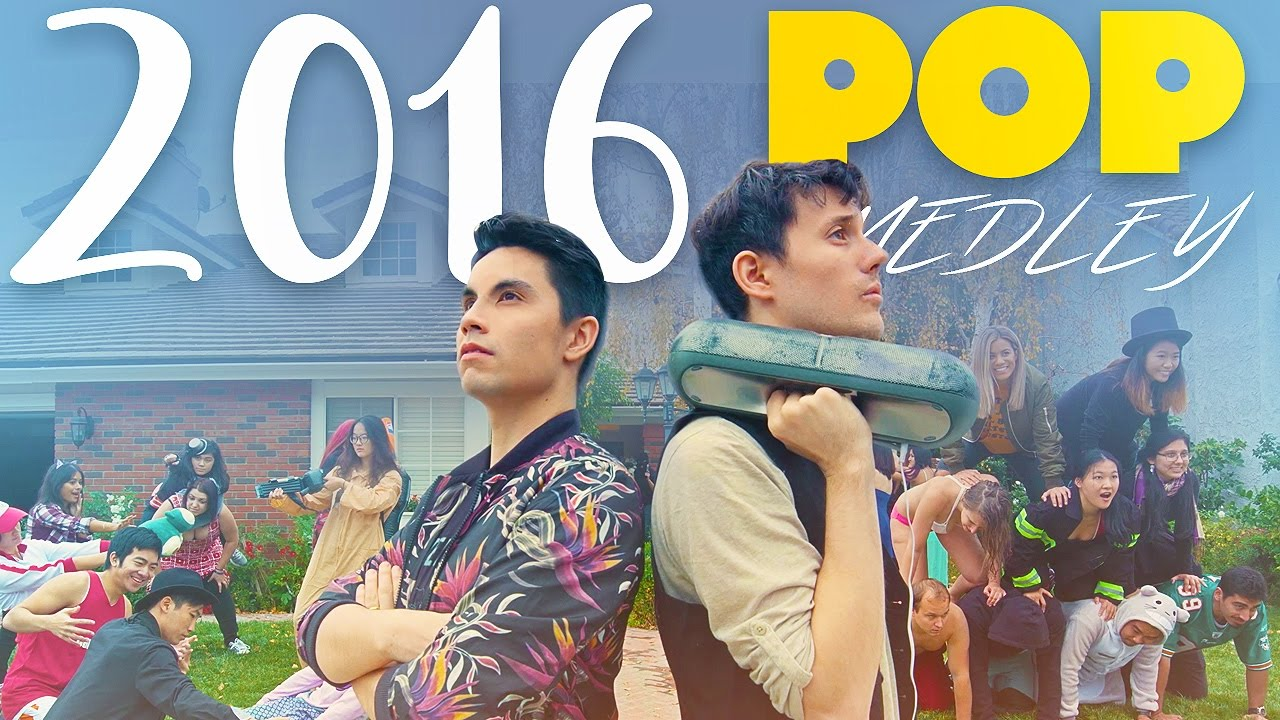 2016 Pop Medley Epic Mannequin Challenge Sam Tsui Khs