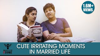 Cute Irritating Moments in Married Life | #Nakkalites FZone