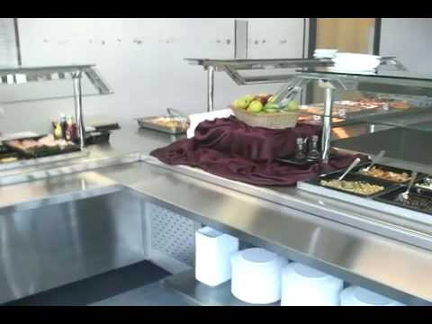 Hot and Cold Self Service line by Rhine Kitchen Equipment LLC for ...