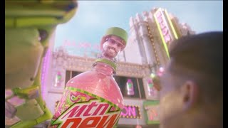 Mountain Dew Super Bowl Commercial 2021 John Cena Ichi Major Melon Bottle Count
