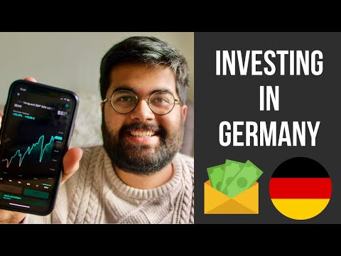 How To Invest 💰in Germany 🇩🇪as an Expat: Saving 148,666€ by investing 50€ p.m. with Scalable Capital