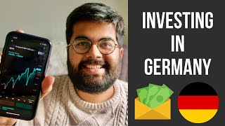 How To Invest 💰in Gerṁany 🇩🇪as an Expat: Saving 148,666€ by investing 50€ p.m. with Scalable Capital