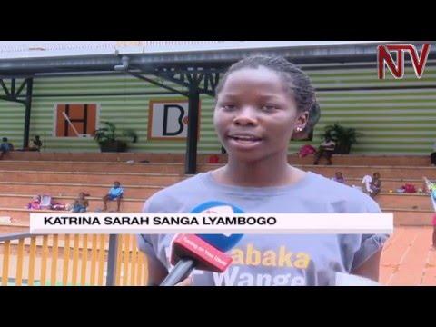 Okuwuga: Empaka z'ebika ziyindidde mu Kampala