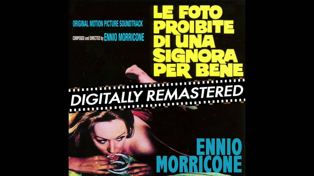 Ennio Morricone ● The Forbidden Photos of a Lady Above Suspicion - Amore Come Dolore (HQ Audio)