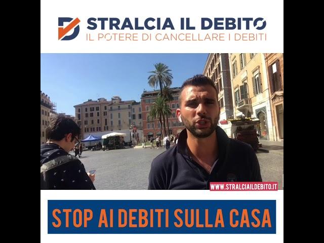 Stralcia il debito - cancella il pignoramento sulla tua casa