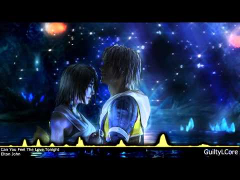 {Nightcore} ♪Elton John - Can You Feel The Love Tonight♪