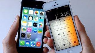 iOS 7 : Présentation du design et test complet des nouveautés