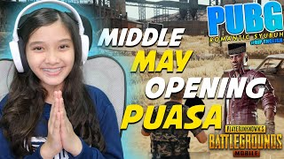 #NAYGame | PUBG Middle May Opening Puasa