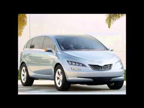 2005 Hyundai Portico Concept Youtube