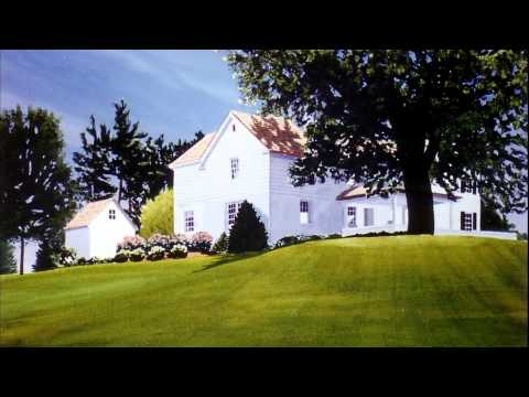 How to Portray Country Places,  Barns and Homes - with Watercolor Paintings