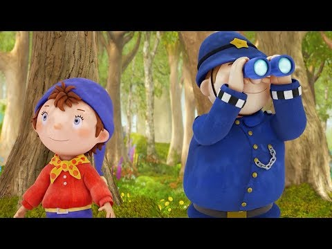 Noddy In Toyland | Mr Plod and The Enchanted Warbler | 1 Hour Compilation | Cartoon For Kids