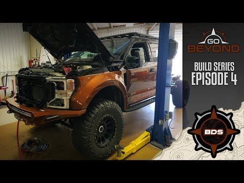 2019 SEMA Build Series: Go Beyond Episode 4