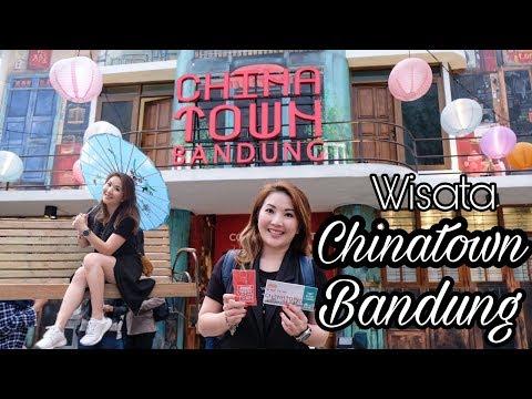 Wisata Chinatown Bandung - Kuliner & Foto2 Seru - Vlog Myfunfoodiary