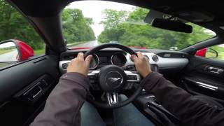 2021 ford mustang gt fastback features and specs at car and driver. Ford Mustang 5 0l Ti Vct V8 Fastback Youtube