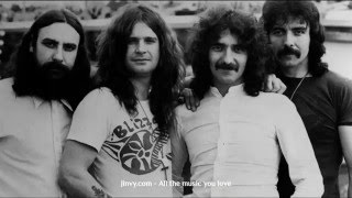 Black Sabbath - Electric Funeral Music & Lyrics / Paranoid album / Ozzy Osbourne / Ronnie James Dio
