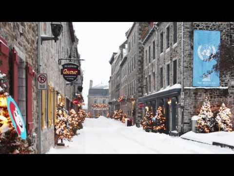 Montreal & Quebec City, Canada