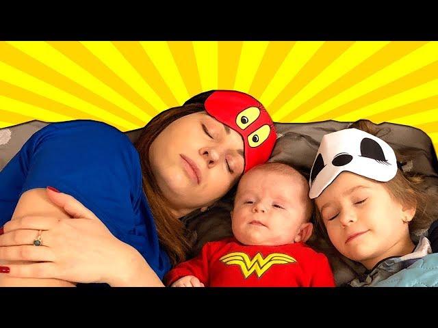 Are you sleeping brother John & Little BABY sleeping Video for Kids JoyJoy Lika