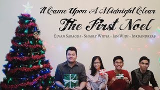 It Came Upon A Midnight Clear - Elvan Saragih, Sharly Widya, Ian Widi, and Jordandreas
