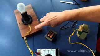 Простий спосіб діагностики силового трансформатора