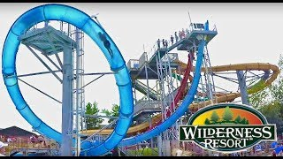 Full Tour Wilderness Resort Wisconsin Dells 6 Water Parks