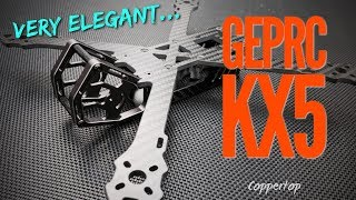 GepRC KX5 Elegant frame - read description!!