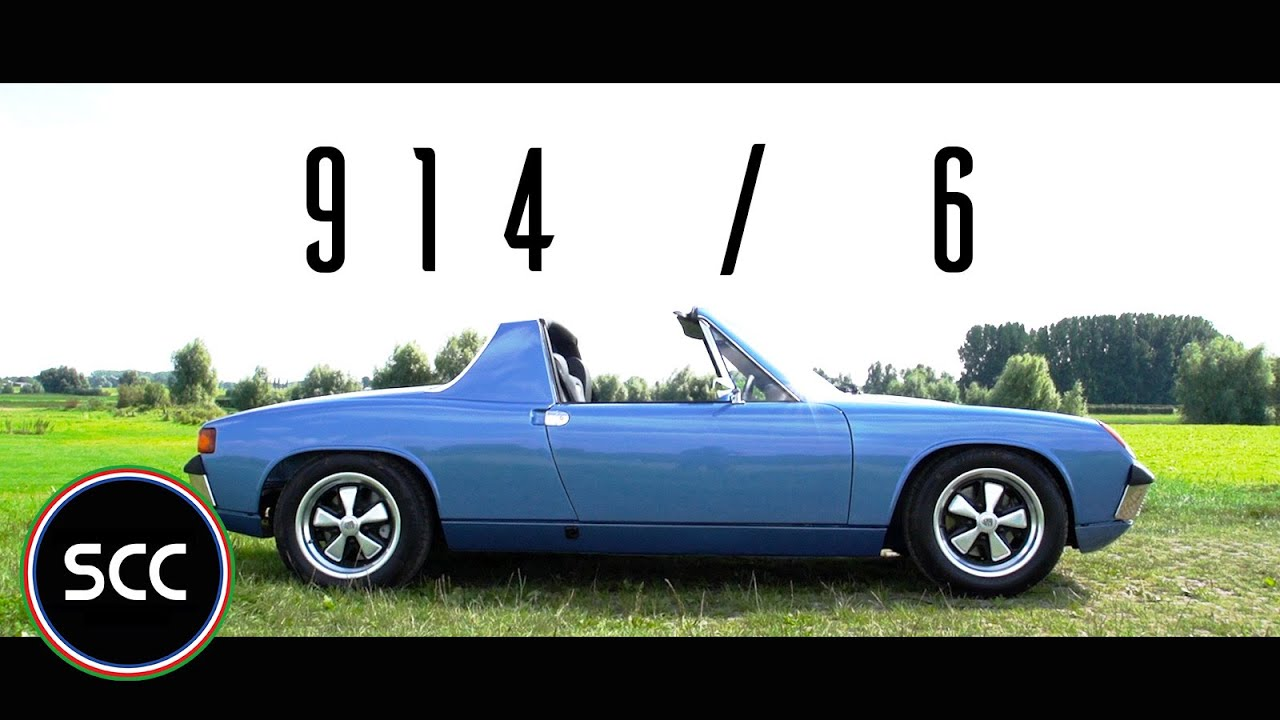 Porsche 914 6 1971 Full Test Drive In Top Gear Scc Tv