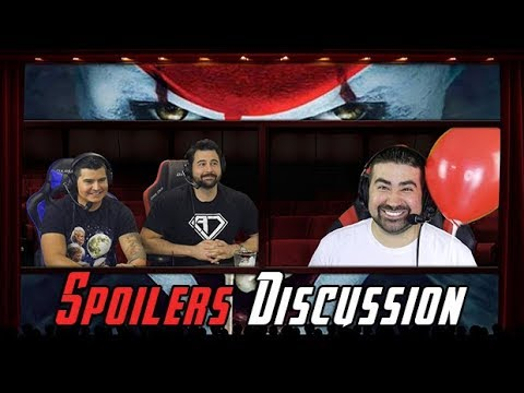 IT Chapter 2 Spoilers Discussion!