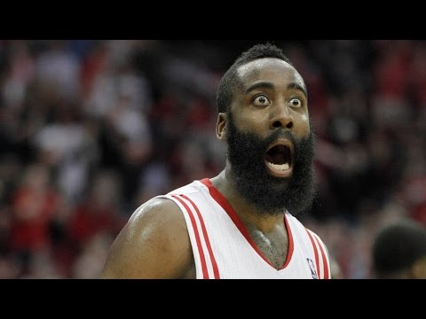 James Harden's Top 10 Dunks Of His Career